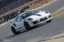 Porsche madrid