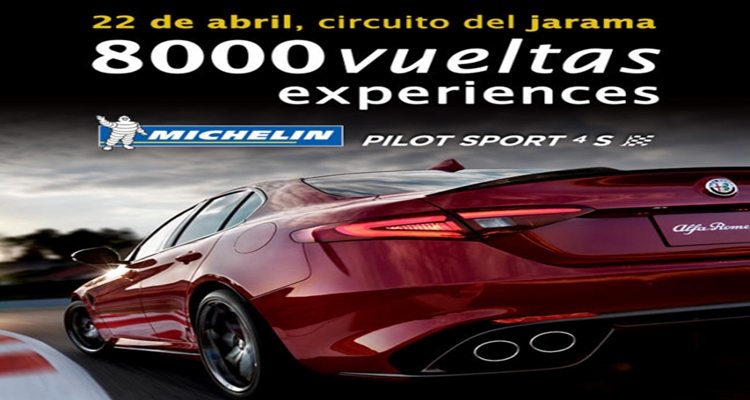 evento 8000 vueltas 22 abril jarama