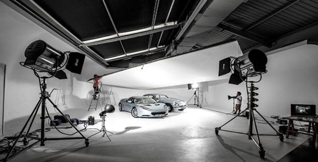 Fotografía coches madrid