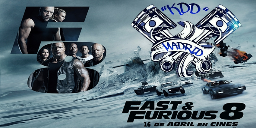 Kdd madrid cine nassica fast and furious