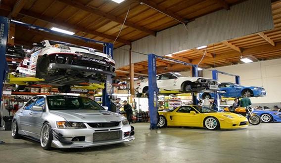 talleres preparaciones coches madrid