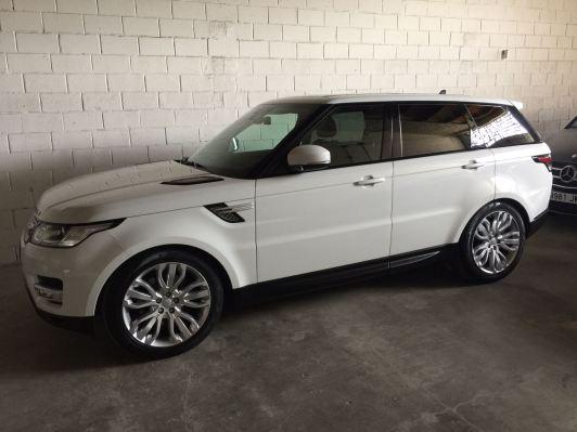 Range Rover Sport Madrid