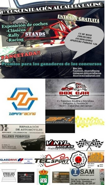 kdd AlcarriaRacing chiloeches