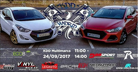 Kdd coches madrid
