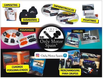 Merchandising coches madrid